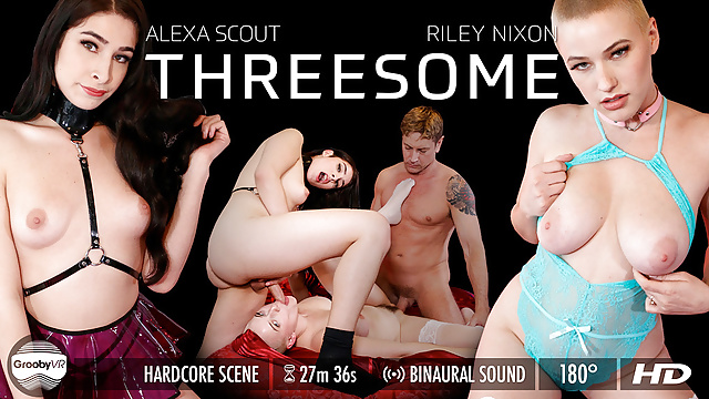 Grooby VR – Threesome